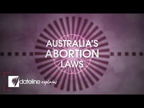 Dateline Explains: Australia's Abortion Laws