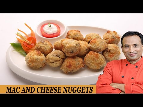 Mac and Chees Nuggets Recipe with Philips Air Fryer  by Vahchef
