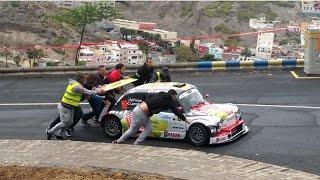 Parada José María Ponce Rally Islas Canarias 2017