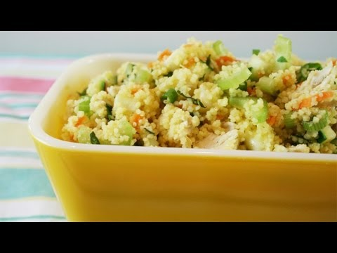 One-Dish Speedy Couscous recipe