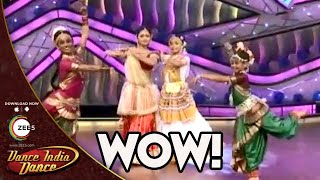 This is why Indian Classical is the BEST Dance Form Ever - DID Girls' MINDBOGGLING Performance