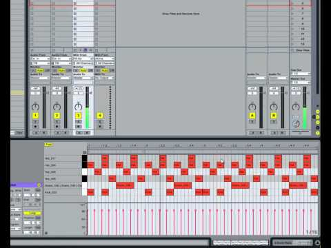 Easy Dubstep Beat in Ableton Live