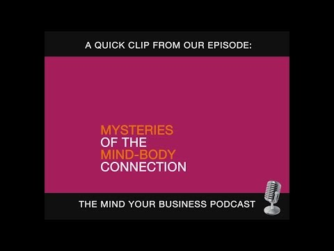 Podcast Episode 125: Mysteries of the Mind-Body Connection with Steven Ozanich (teaser)