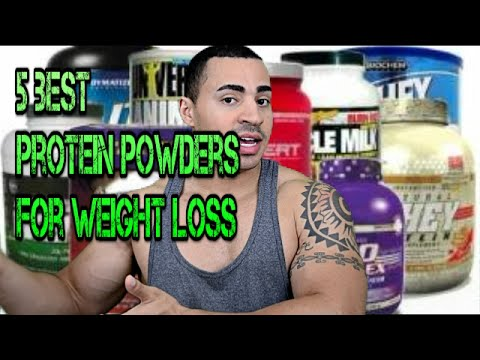 5 Best Protein Powders for Weight Loss and Building Muscle 2016