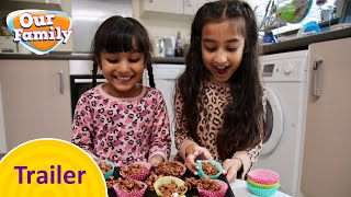 Our Family Series 6 Episode 9 Promo   CBeebies