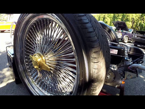 AMAZING Lowrider Trike (how to)