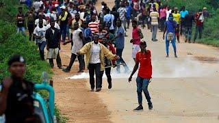 Manifestations en Zambie et au Nigeria contre la xénophobie en Afrique du Sud