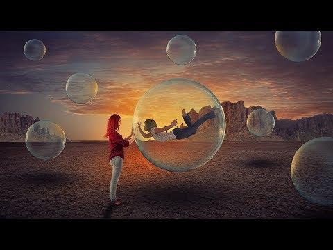 Magic bubble photo manipulation | photoshop tutorial cc