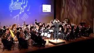 Praise Jerusalem (Alfred Reed) played by Wind Band St.-Joseph 1880 Weert and conducted by Alex Schillings. The recording is from the competition in Veldhoven, Netherlands. The wind band achieved during the competition 90 points out of 100: 1st prize and promotion.  Praise Jerusalem (Alfred Reed) gespeeld door de Kerkelijke Harmonie St.-Joseph 1880 Weert en gedirigeerd door Alex Schillings. De opname is van het concours in Veldhoven. De harmonie behaalde tijdens het concours 90 punten: 1e prijs en promotie.  Total Program for the competition: Escenas de Los Aztecas - James Barnes Fugue in G minor - Johann Sebastian Bach Praise Jerusalem - Alfred Reed  Conductor: Alex Schillings