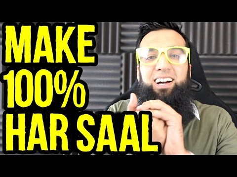 How to Make 100% Income from Property Every Year | Azad Chaiwala Show
