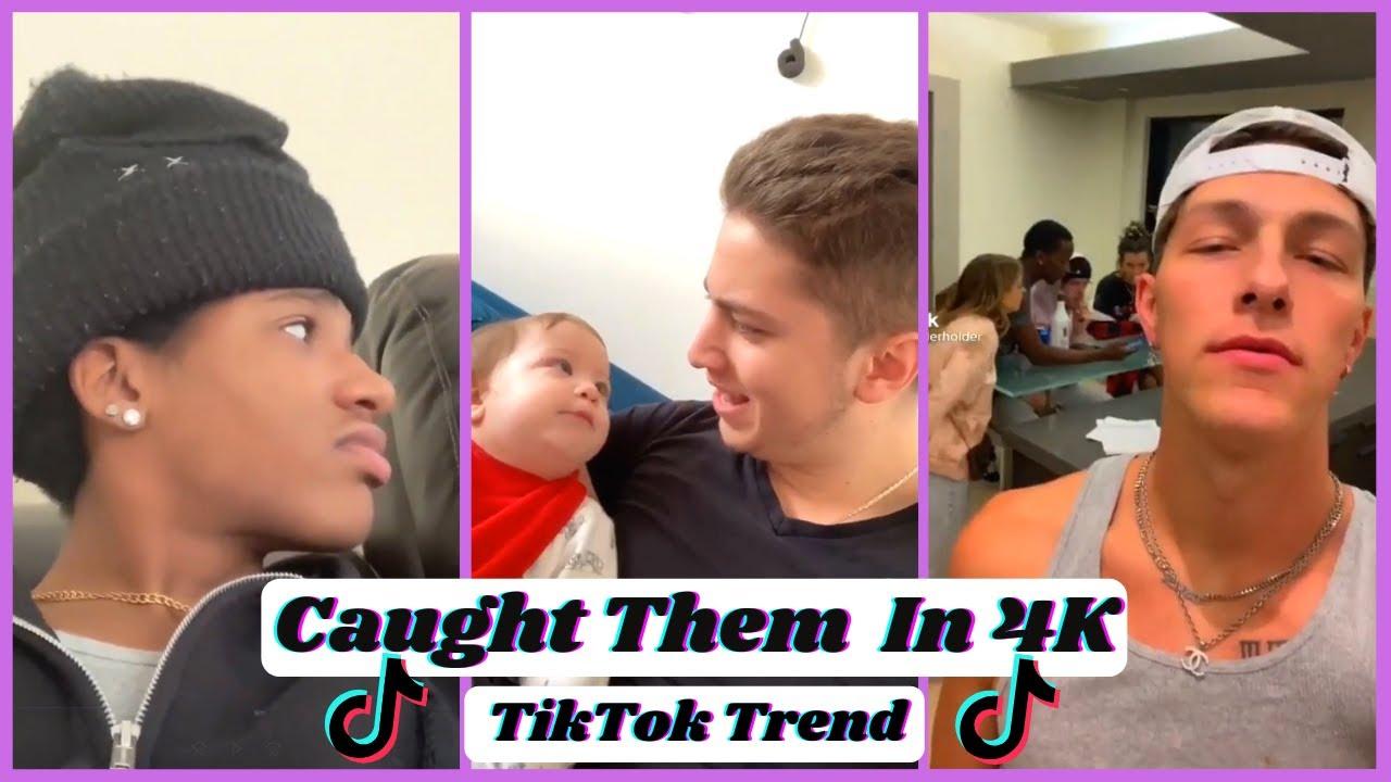 Caught Them In 4K TikTok Trend Compilation | Ironic Memes