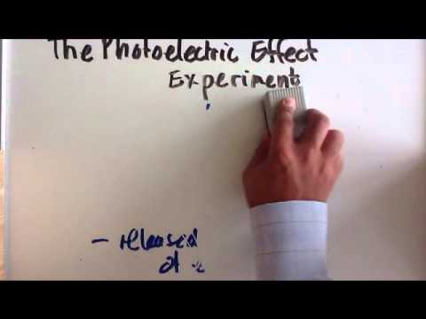 The Photoelectric Effect (2)
