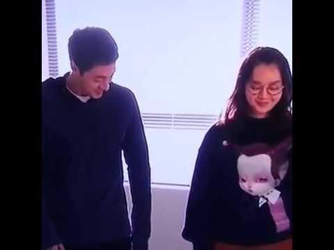 So Ji Sub And Shin Min Ah Behind the Scenes 6