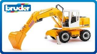Bruder Toys Liebherr Power Shovel Excavator #02426