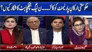 News Talk with Asma Chaudhry | 20 Nov 2017 | @asmaschaudhry