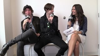 Interview with Catfish and the Bottlemen (Round Four)