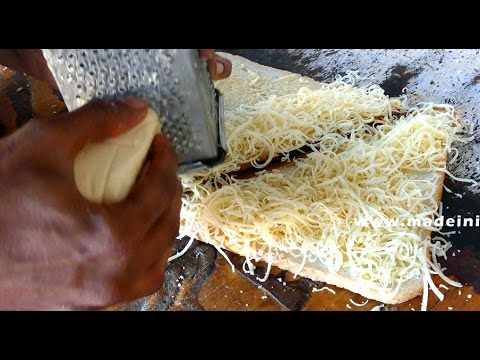 Roast Veg Cheese Sandwich | STREET FOOD IN INDIA | MUMBAI STREET FOOD