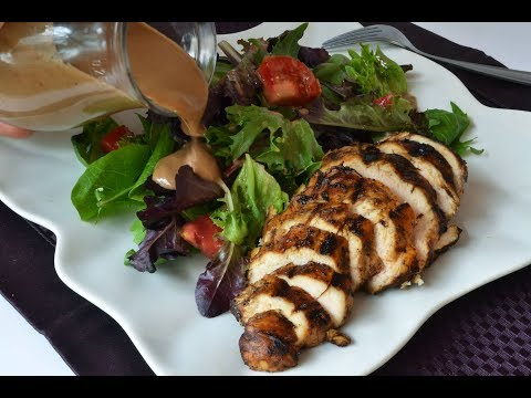 How to Make Grilled Chicken Miracle Marinade