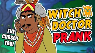 Witch Doctor Makes Mom Go Insane - Ownage Pranks