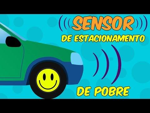 Aprenda a fazer o sensor de estacionamento de pobre