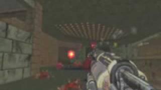 Captivity (Quake 2 PSX) in Doom