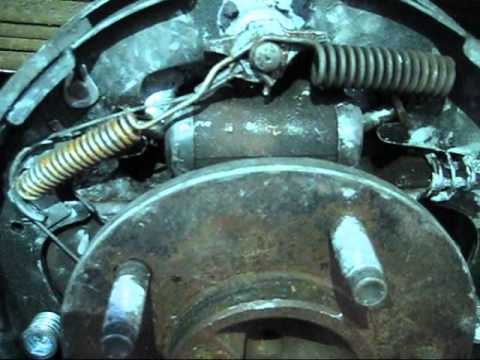 wheel cylinders of ford f150 drum brakes