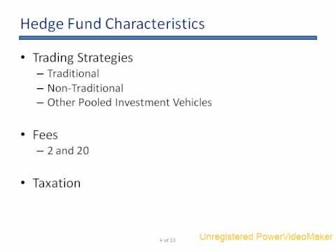 How to Start a Hedge Fund Part I