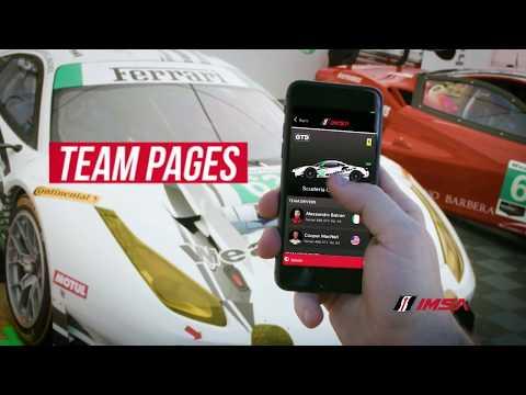 IMSA Mobile App Commercial