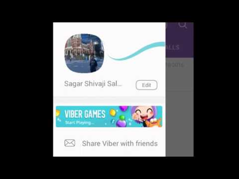 How to make profile photo private in viber app