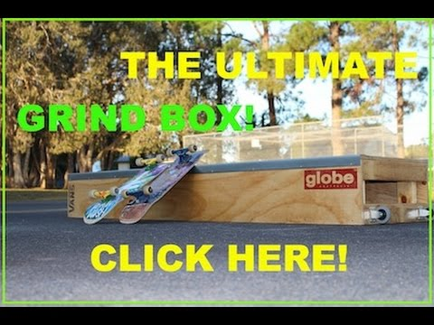 How to Build a Grind Box!