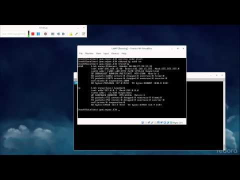 LAMP: How to install and configure LAMP in CentOS-6.7