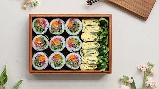 Download [ENG CC] 나들이 최고 메뉴, 불고기김밥 🍱: Bulgogi Kimbap [아내의 식탁] Video