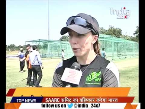 Female coach appointed for Rajasthan Cricket academy