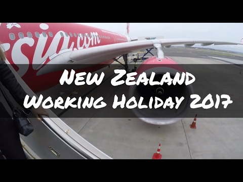 MYGF_DIARY | New Zealand Working Holiday 2017 | Bank, IRD, Homestay, Sim Card  | video + blog | 001