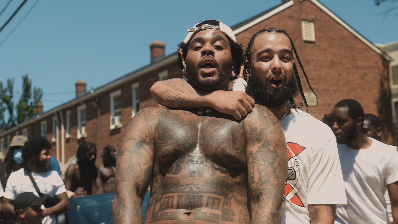 """Young Moe — """"My Soul (Remix)"""" ft. Kevin Gates (Official Music Video)"""