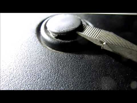 How to safely remove bumper Retainer Clips without breaking them -DiyCarModz