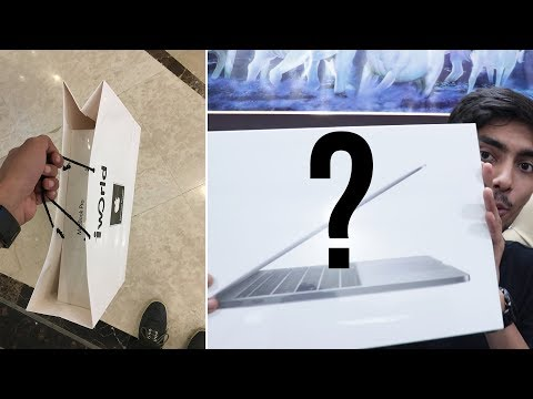 I bought a Macbook Pro | Why | India