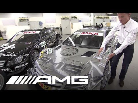 David Coulthard: 2012 DTM AMG Mercedes C-Coupé