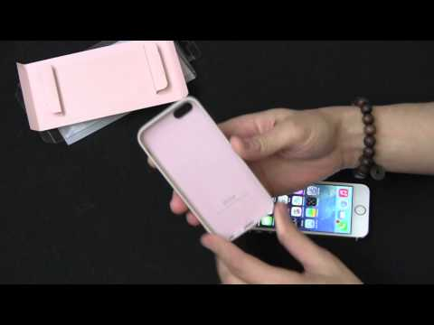 Apple iPhone 5S Leather Case Review