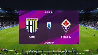 PES 2020 | Parma vs Fiorentina - Serie A Tim | 05/07/2020 | 1080p 60FPS