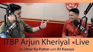 Sound-Check: Episode 09- ITBP Arjun Kheriyal with RJ Kaavya | 2019