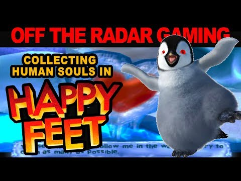 Collecting Human Souls in HAPPY FEET - Off The Radar Gaming