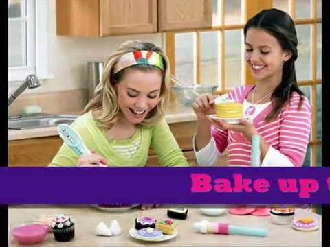Easy-Bake Oven- Chocolate Chip Cookies