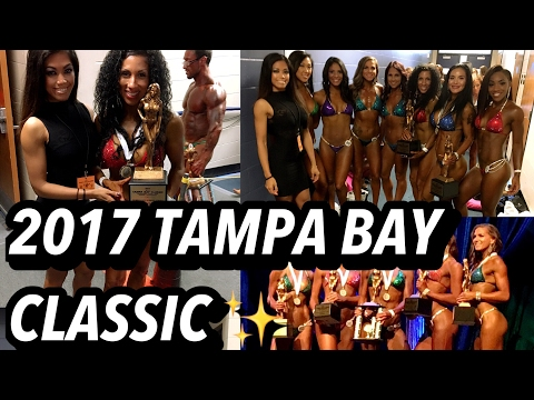 2017 NPC Tampa Bay Classic | Days Before | Day Of | Day After