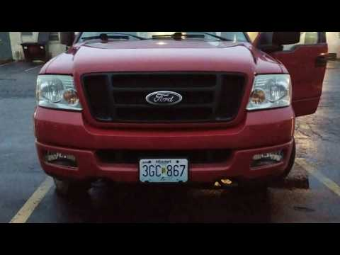 How to replace fog/driving lights on a 2004-2008 Ford F-150