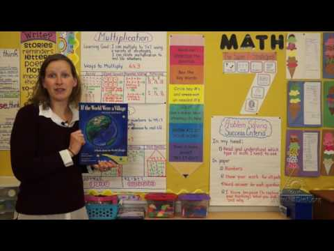 Literacy in Mathematics: Building Math Vocabulary and Word Problem Strategies (Virtual Tour)