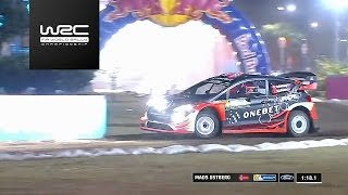 WRC - YPF Rally Argentina 2017: Re-Live SS1 Mads Østberg