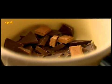 CHURRO COM CREME DE CHOCOLATE, NIGELA...  VJ BIGGO