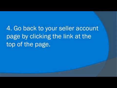 How to Open an Amazon Seller Account for your Local Business