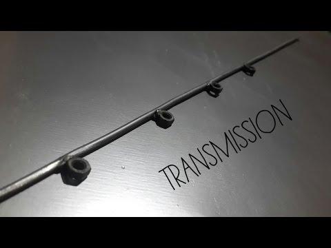 DIY Auto-Egg-Turner part #3 (Transmission)